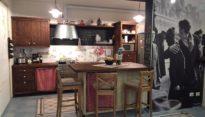cucina su misura old style